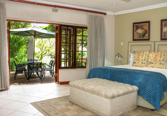 Accommodation in Sandton, South Africa