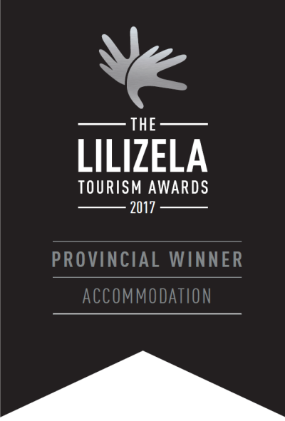 Lilizela Tourism Award Winner 2017
