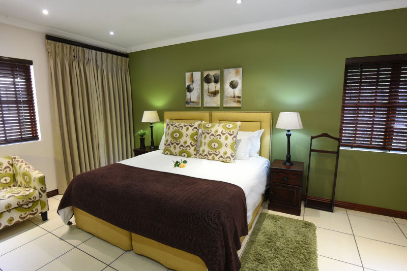 Luxury Rooms at Rivonia Premier Lodge
