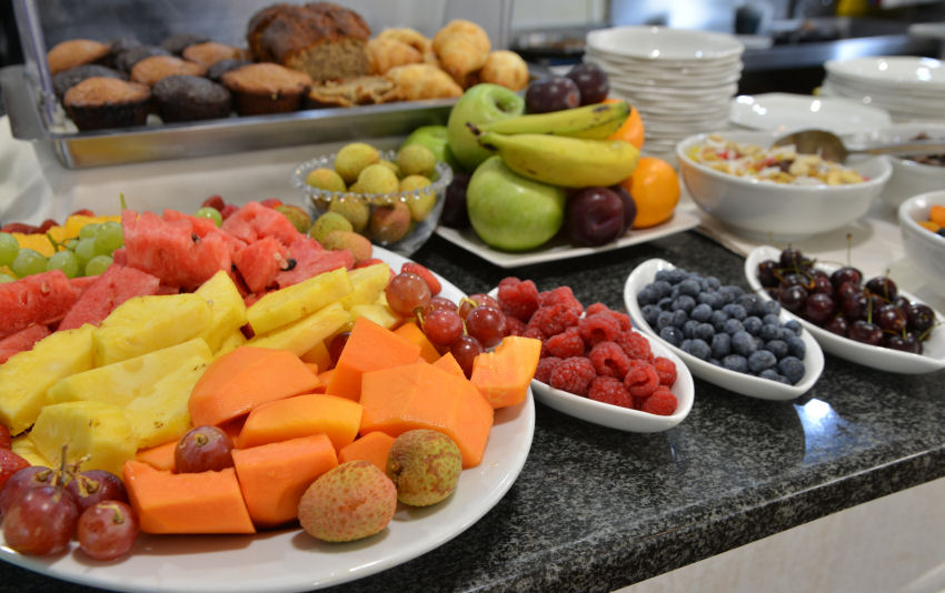 Breakfasts & Dinners at Rivonia Premier Lodge