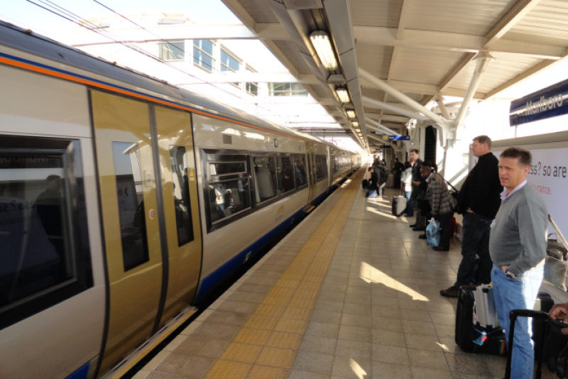 Using the Gautrain
