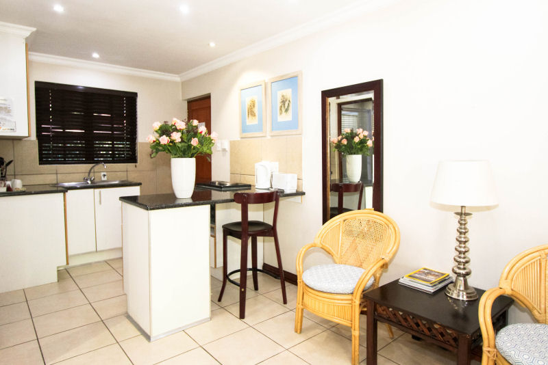 Standard Self-Catering Rooms at Rivonia Premier Lodge