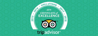 Trip Advisor Hall of Fame, Trip Advisor, Rivonia